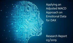 Applying an Adjusted MACD Approach on Emotional Data for DAX